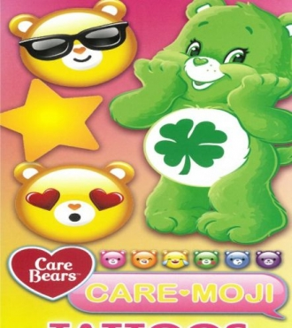 Care Bears Emoji (Flat Pack Tattioos)