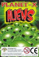 Planet X Mini Aliens (35mm)