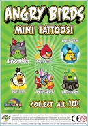 Tattoo - Angry Birds
