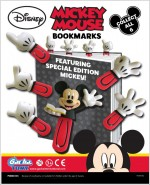 Mickey Mouse Bookmarks (50mm)