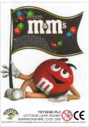 M & M Chocolates (12 x 165g)