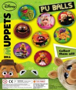 Muppet Balls (63mm self vend)