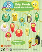 Baby Tweety Vegetable Wear (50mm)