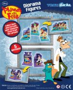 Phineas & Ferb Diorama (63mm) SPECIAL OFFER