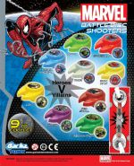 Marvel Battle Disc Shooters (63mm)