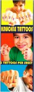 Knuckle Tattoos (Flat Pack)