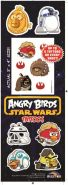 Angry Bird Star Wars Tattoos (Flat Pack)