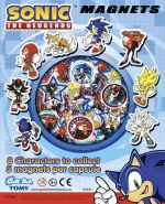 Sonic the Hedgehog Magnets (50mm) SPECIAL OFFER