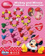 Mickey & Minnie Fashion Accessories