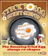 Sticky Egg Sunny Side Up (50mm)