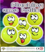 Flashing Emo Balls (50mm)