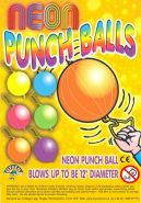 Neon Punch Balloons (35mm)