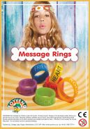 Message Rings (35mm)
