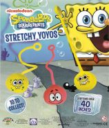 SpongeBob Stretchy Yoyos (50mm)