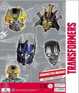 Transformers Character Masks (50mm)