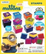 Minions Stamps (50mm)