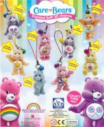 Care Bears Scented Soft 3D Charms (50mm)