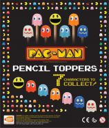 PacMan Pencil Toppers (50mm)
