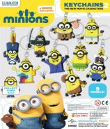 Despicable Me Keychains Series 2 (50mm)