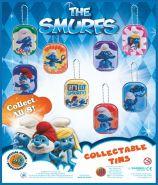 Smurf Tins (50mm)