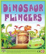 Dinosaur Flingers (50mm)