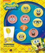 SpongeBob Poppers (50mm)