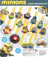 Minion Light Bracelets £2 (63mm)
