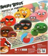 Angry Birds Erasers (50mm)