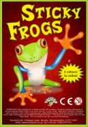 Sticky Frogs (35mm)