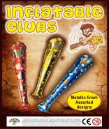 Inflatable Clubs (69mm)