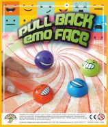 Pull Back Emo Face (50mm)