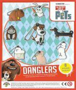 Secret Life of Pets Danglers (50mm)