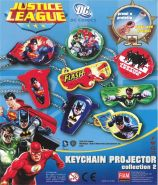Justice League Keychain Projector (50mm)