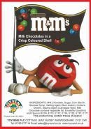 M&M Chocolates (12 x 133g)