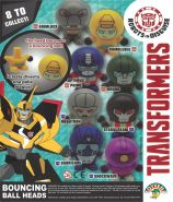 Transformers Bouncing Ball Heads (50mm)