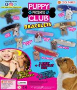 Puppy Club Bracelets (50mm)