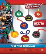 Justice League Yoyo Balls (50mm)