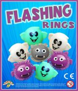 Flashing Rings (50mm)