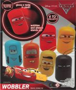 Cars 3 Wobbler (50mm)