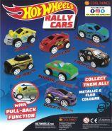 Hot Wheels Rally Cars (50mm)