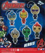 Avengers Heroes (50mm)