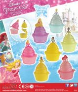 Princess Cup Cake Pots (50mm)