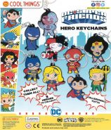 DC Superfriends Hero Keychains (50mm)