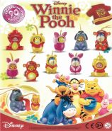 Winnie the Pooh Costume Changers (50mm)