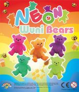 Neon Wuni Bear (50mm)