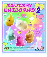 Squishy Unicorns Series 2 (50mm)