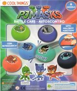 PJ Masks Battle Cars (50mm)