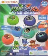 PJ Masks Battle Cars (50mm)