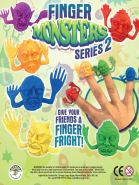 Finger Monsters (35mm)