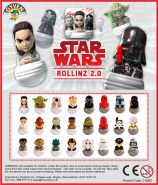 Star Wars Rollinz (50mm)